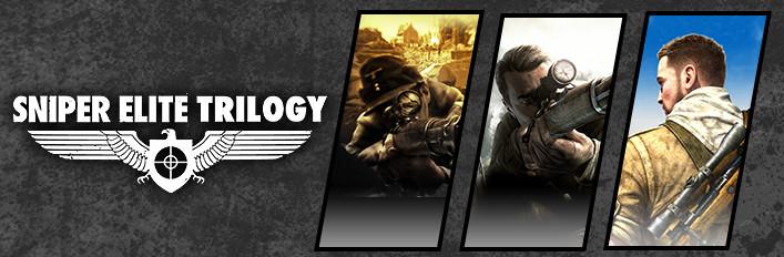 Sniper Elite Trilogy