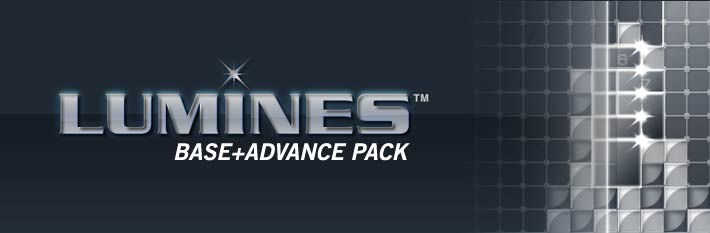 LUMINES Base+Advance Pack