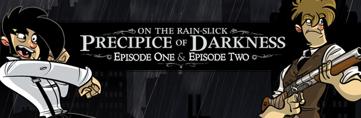 Penny Arcade Adventures: Precipice of Darkness Combo Pack