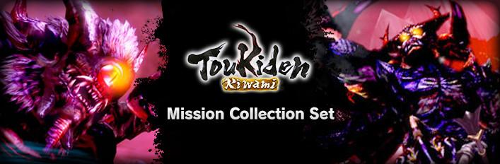 Toukiden: Kiwami - Mission Collection Set