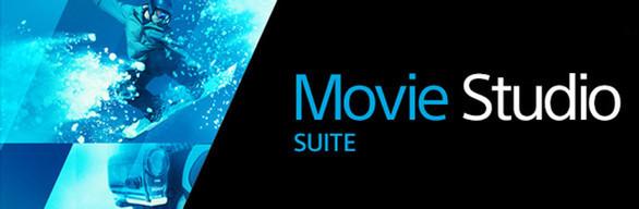 Movie Studio 13 Platinum Suite - Steam Powered