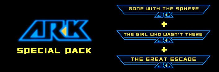 AR-K + AR-K: The Great Escape