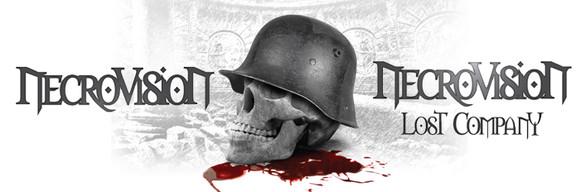 NecroVisioN + NecroVisioN: Lost Company cover art