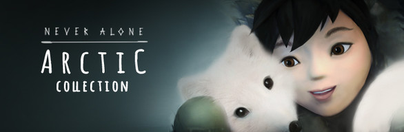 Never Alone Arctic Collection cover art