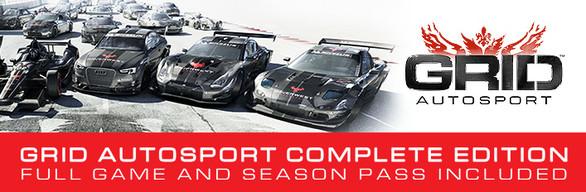 GRID Autosport Complete cover art