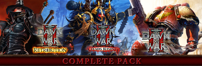 Warhammer 40,000: Dawn of War II Master Collection