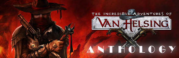 The Incredible Adventures of Van Helsing Anthology