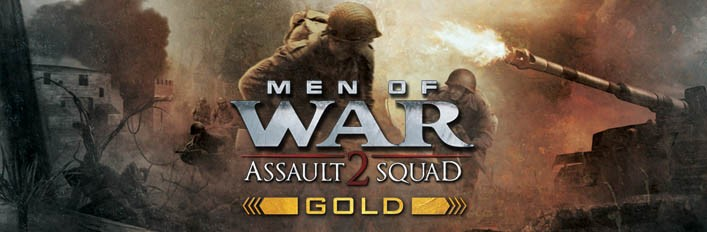 Men of War: Assault Squad 2 - Gold Edition (Men of War: Assault Squad 2 Deluxe + Airborne + Iron Fist)