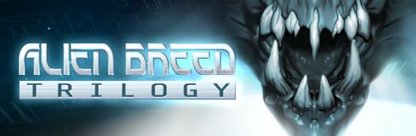 Alien Breed Trilogy cover art