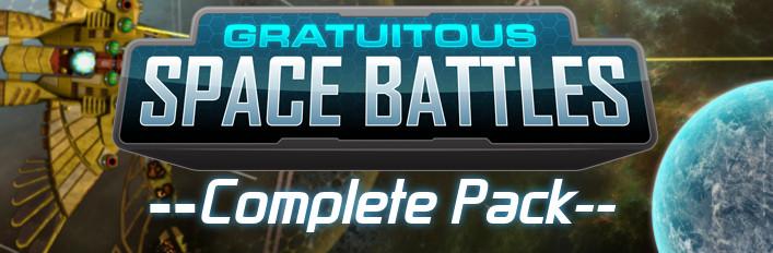 Gratuitous Space Battles - Complete Pack