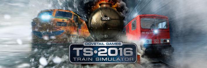 Train Simulator 2016: Steam Edition