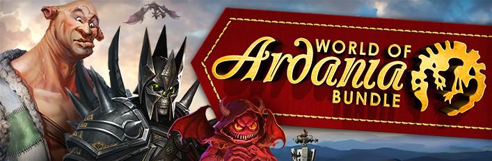 World of Ardania Bundle