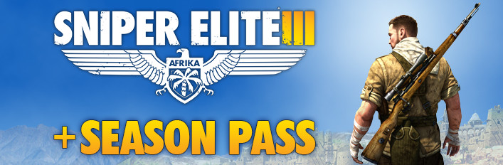 Sniper Elite 3 + Season Pass