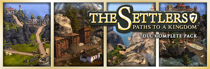 The Settlers 7: Complete Downloadable Content Pack