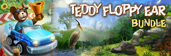 Teddy Floppy Ear Bundle