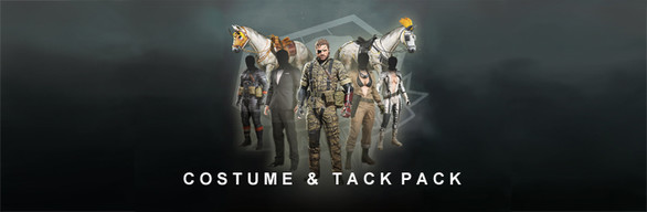 METAL GEAR SOLID V: THE PHANTOM PAIN - Costume and Tack Pack