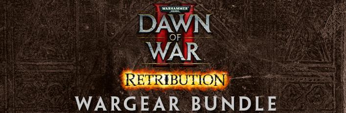 Warhammer 40,000: Dawn of War II Retribution: Wargear Bundle