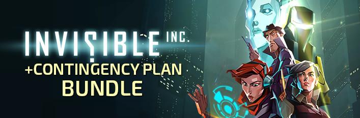 Invisible, Inc. + Contingency Plan Bundle