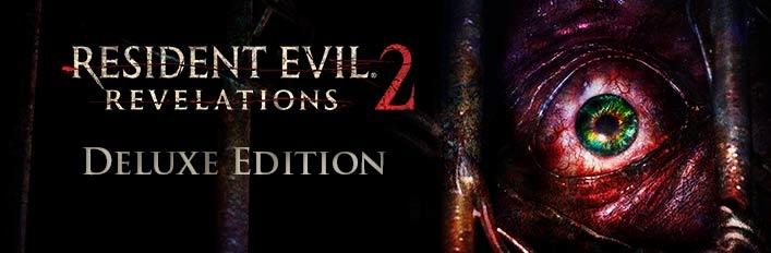 Resident Evil Revelations 2 / Biohazard Revelations 2 Deluxe Edition