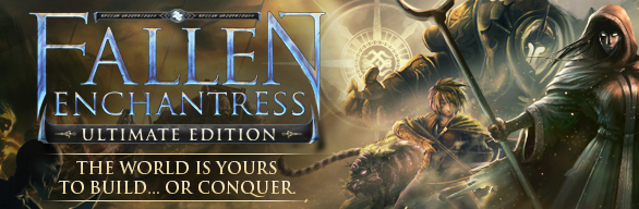 Fallen Enchantress Ultimate Edition cover art