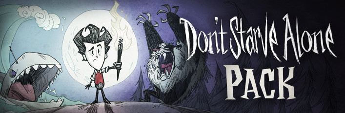 Dont Starve Alone Pack