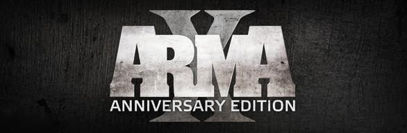 Arma X: Anniversary Edition cover art