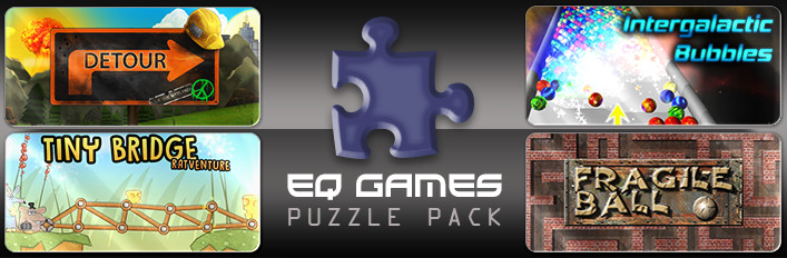 EQ Games Puzzle Pack