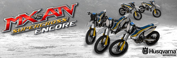 MX vs. ATV Supercross Encore - 2015 Husqvarna Bike Bundle