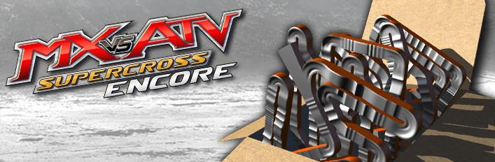 MX vs. ATV Supercross Encore - Supercross Track Pack Bundle