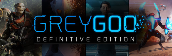 Grey Goo Definitive Edition cover art
