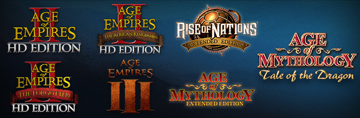 Microsoft RTS Collection: Age of Empires/Age of Mythology/Rise of Nations