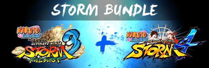 NARUTO SHIPPUDEN: Ultimate Ninja STORM Bundle