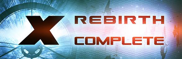 X Rebirth Complete