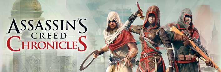 Assassin's Creed® Chronicles: Trilogy
