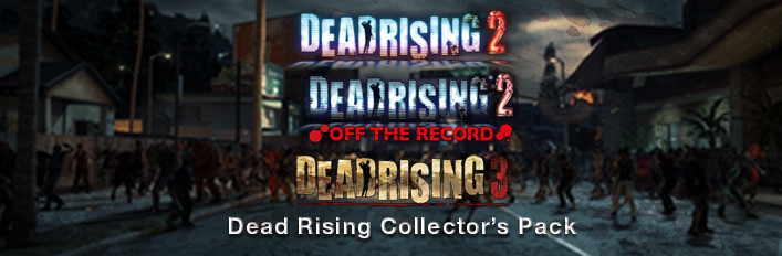Dead Rising Collector's Pack