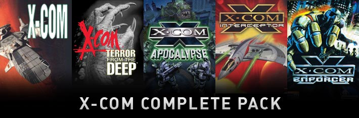 X-COM: Complete Pack