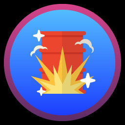 Icon for Fahrenheit 451