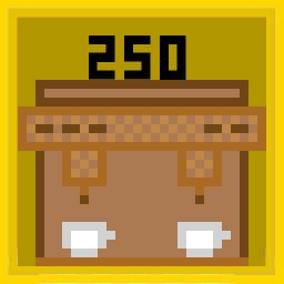 Buy 250 Coffee Machines.