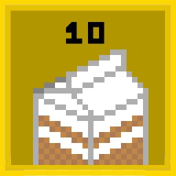 Buy 10 Almond Milk.