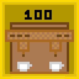 Buy 100 Coffee Machines.