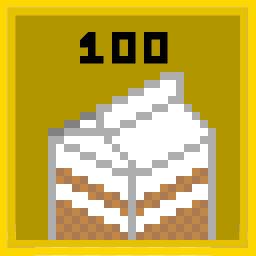 Buy 100 Almond MIlk.