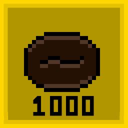 Harvest 1000 Coffee Beans!