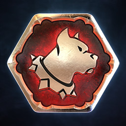 Icon for The Hound of War