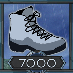 7000 meters