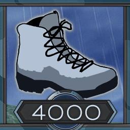 4000 meters