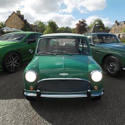A Pleasant Racing Green