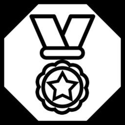 Icon for ADVENTURE COMPLETE.