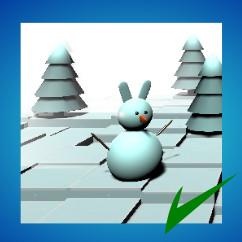 Bye Snowman!
