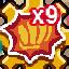 IT'S OVER X8!!