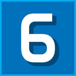 6 Step Ahead